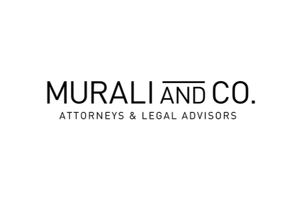 Murali and Co.logo