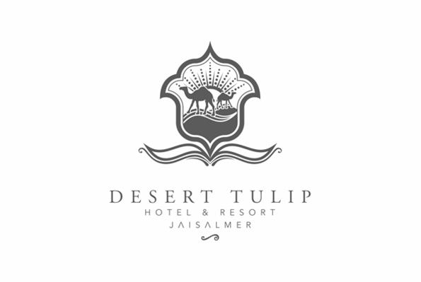 The Hotel Logo