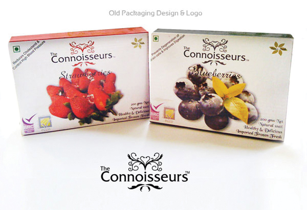 The Connoisseurs old packaging