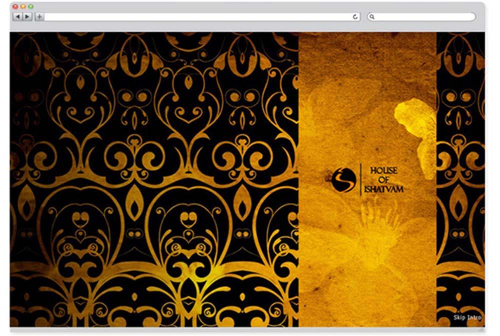 Ishatvam - website design-1