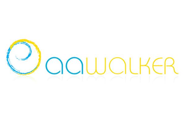 AA Walker - logo