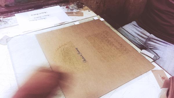 Madhubani Art Inspired Wedding Invite-15