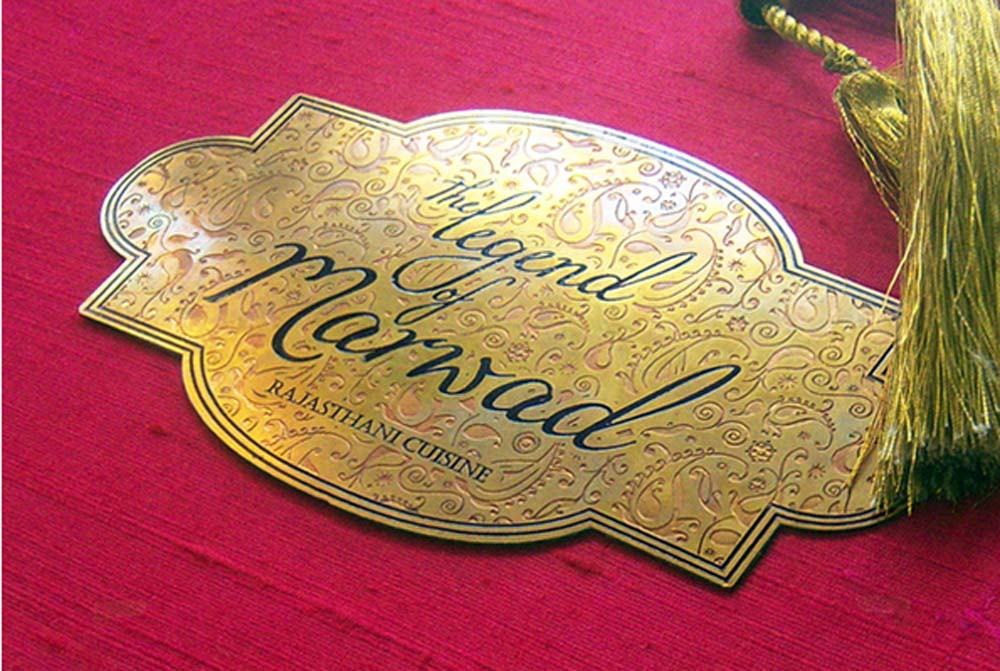 The Legend of Marwad - restaurant menu-2