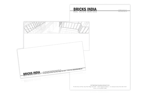 Bricks India - stationary