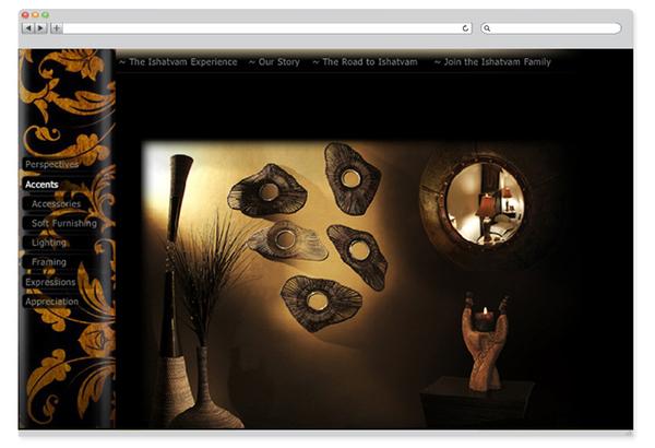 Ishatvam - website design-3