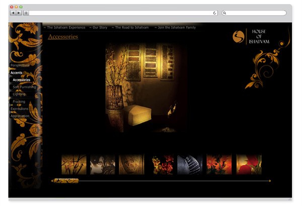 Ishatvam - website design-4
