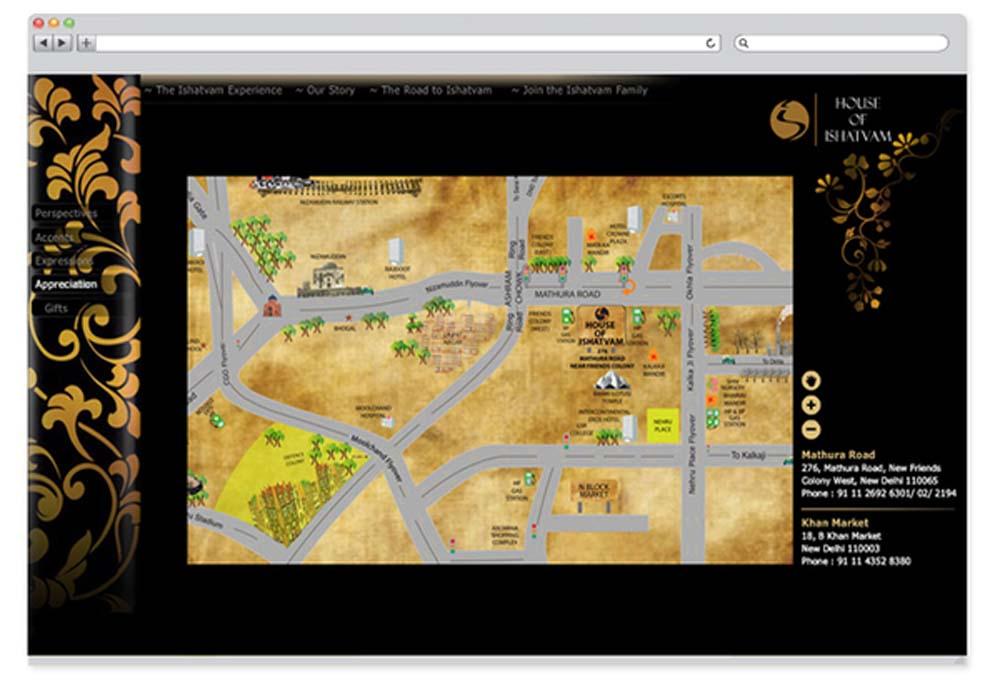 Ishatvam - website design-5