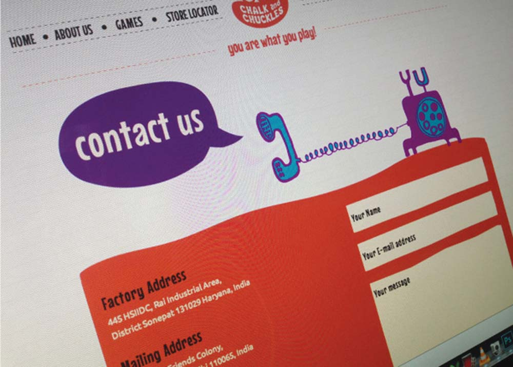 Chalk & Chuckles - website design-6
