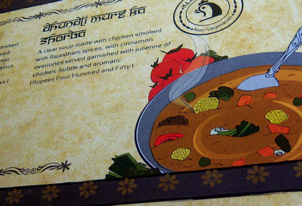 The Legend of Marwad - restaurant menu-6