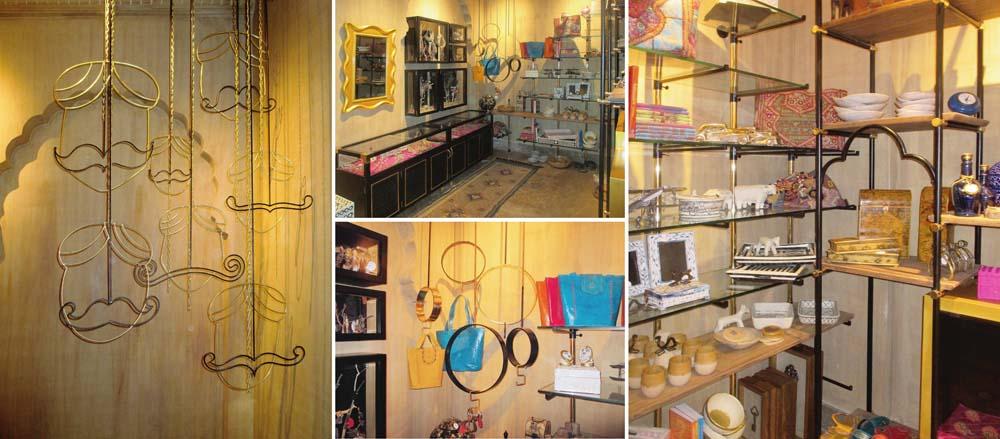 Misri – The shop - installation