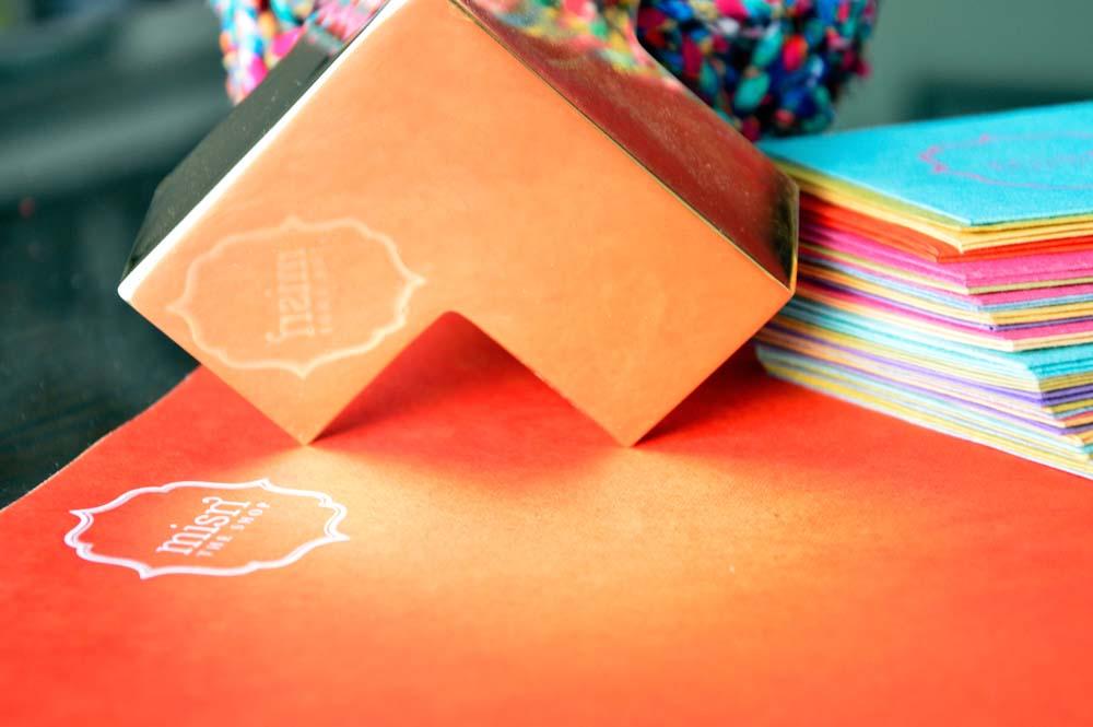 Misri – The shop - envelope