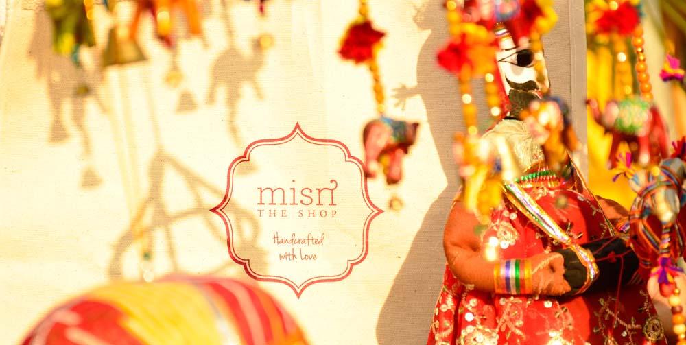 Misri – The shop