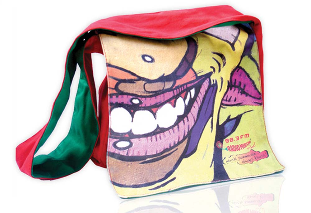 Radio Mirchi bag