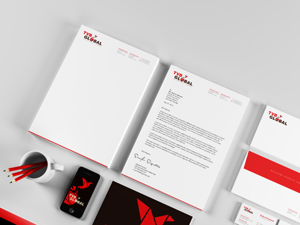 TVB Global Letterhead